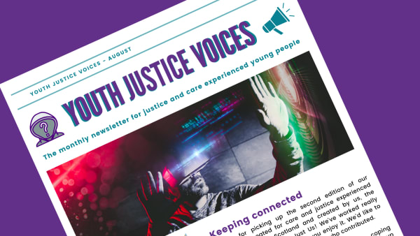 Youth Justice Voices Newsletter: Issue 3