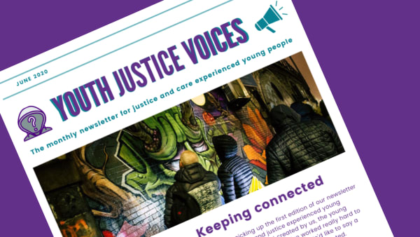 Youth Justice Voices Newsletter: Issue 1