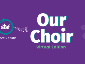 Project Return Presents: Our Choir (Virtual Edition)