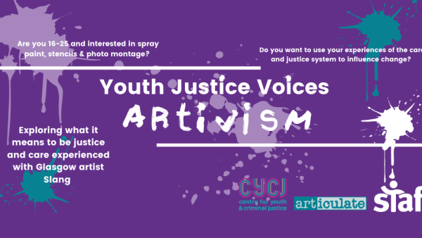 Youth Justice Voices announces new creative collaboration