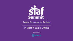 Staf Summit 2021 (Senior Leaders) - From Promise to Action