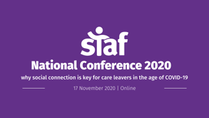 Resources from Staf National Conference 2020