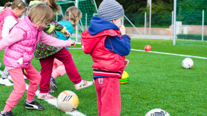 Sport protects mental health of children who experience trauma