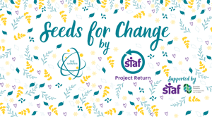 Seeds for Change - Indoor Plant Starter Kits!